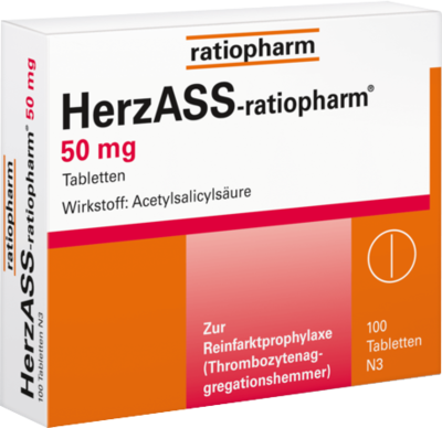 HerzASS-ratiopharm 50mg