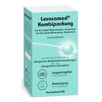 Levocamed Kombipackung