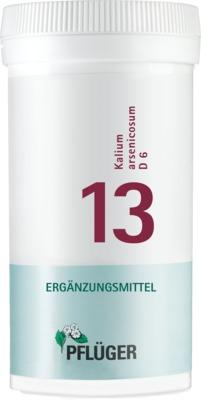 BIOCHEMIE Pflüger 13 Kalium arsenicosum D 6 Tabletten