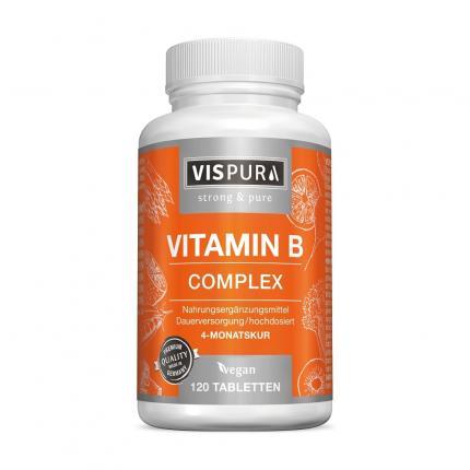 VITAMIN B-Complex extra hochdosiert vegan