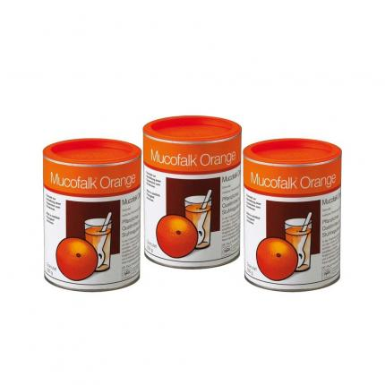 Mucofalk Orange 3er Set