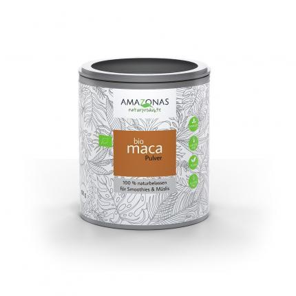 MACA 100% pur Bio Pulver