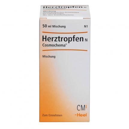 HERZTROPFEN N Cosmochema