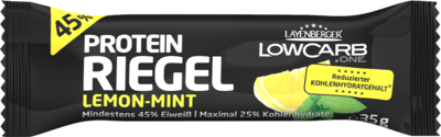 Layenberger Lowcarb.one Protein-riegel Lemon-mint