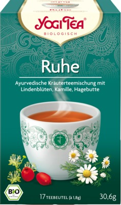 YOGI TEA Ruhe Bio Filterbeutel