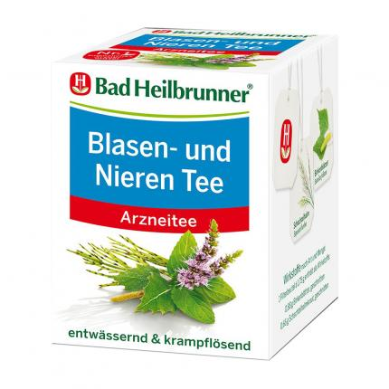 Bad Heilbrunner Blasen- und Nieren Tee