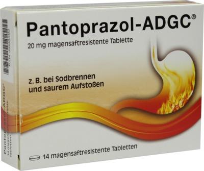 Pantoprazol-ADGC 20mg
