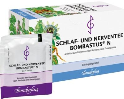 SCHLAF- UND NERVENTEE BOMBASTUS N