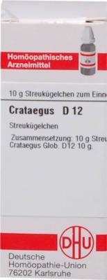 CRATAEGUS D 12 Globuli