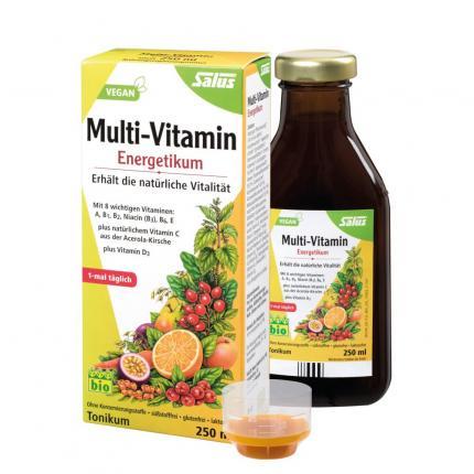 Multi-Vitamin Energetikum Salus