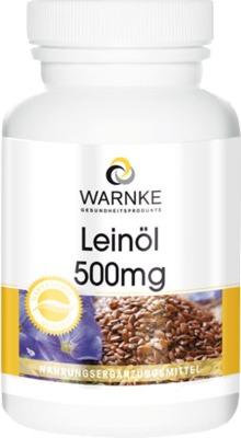 LEINÖL 500 mg Kapseln