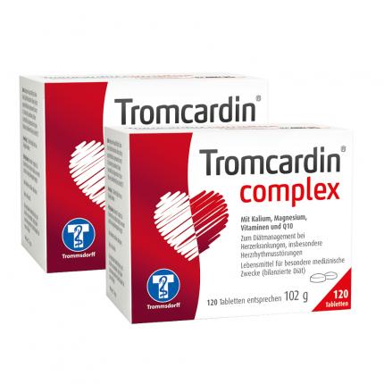 Tromcardin complex Doppelpack