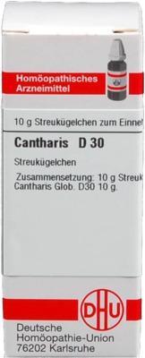 CANTHARIS D 30 Globuli