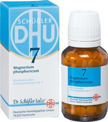 BIOCHEMIE DHU 7 Magnesium phosphoricum D 12 Tabletten