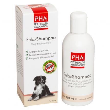 PHA RelaxShampoo für Hunde