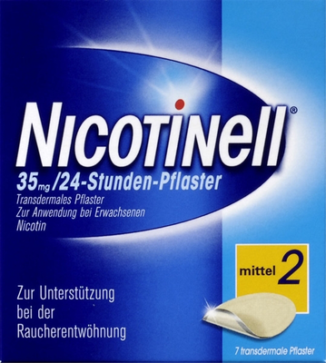 Nicotinell 14mg/24 Stunden