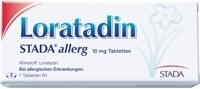 Loratadin STADA allerg 10mg
