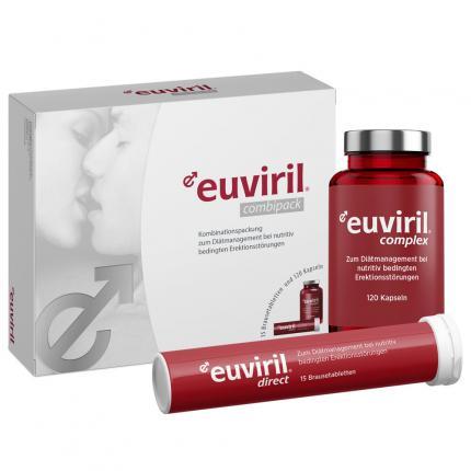 euveril combipack Kapseln+ Brausetabletten