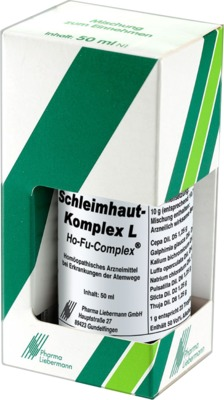 SCHLEIMHAUT KOMPLEX L Ho-Fu-Complex Tropfen