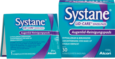 SYSTANE LID-CARE Einzelpads