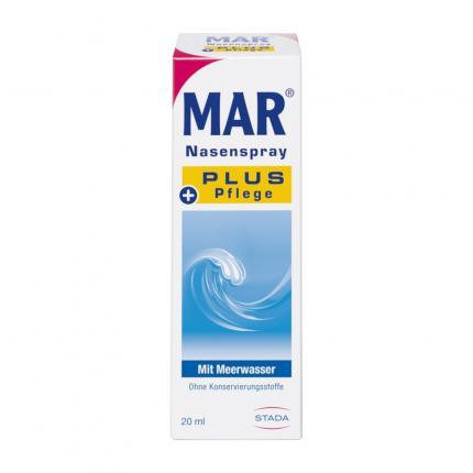 MAR Nasenspray PLUS Pflege