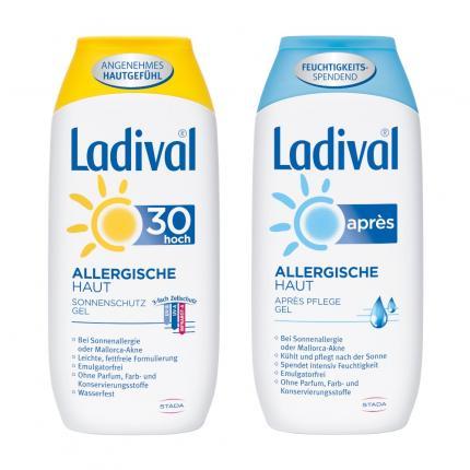 Ladival Set Allergische Haut