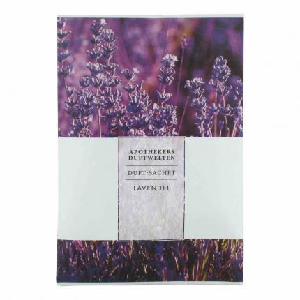 Apothekers Duftwelten Duftsachet Lavendel