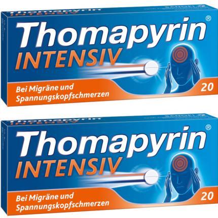 Thomapyrin INTENSIV Migräne Doppelpack