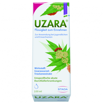 UZARA 40mg/ml