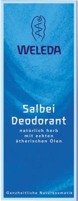 WELEDA Salbei Deodorant Nachfüll-Flasche