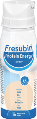 FRESUBIN PROTEIN Energy DRINK Nuss Trinkflasche
