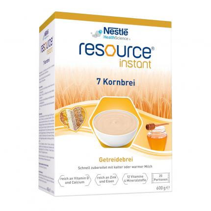 RESOURCE Instant 7-Kornbrei Pulver