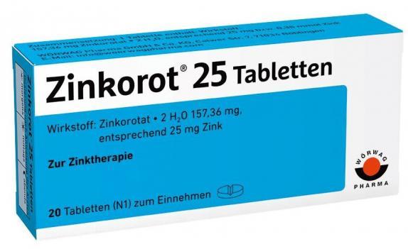 Zinkorot 25
