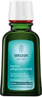 WELEDA intensiv pflegendes Haaröl