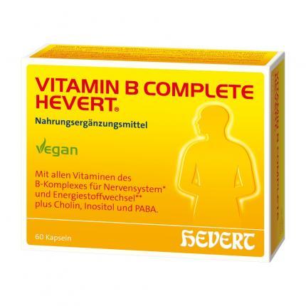 VITAMIN B Complete Hevert Kapseln