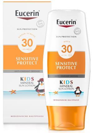 Eucerin Kids Micropigment Sun Lotion LSF 30