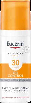 Eucerin Sun Gel-Creme Oil Control, Anti-Glanz LSF 30