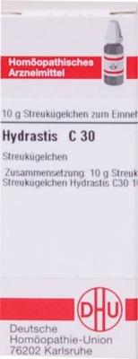 HYDRASTIS C 30 Globuli