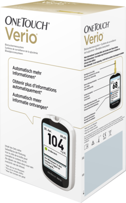 ONE TOUCH Verio Messsystem mmol/l
