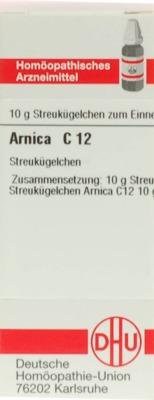 ARNICA C 12 Globuli