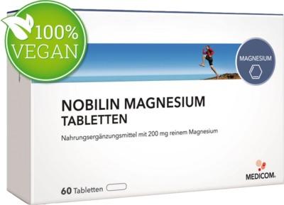 NOBILIN Magnesium Tabletten