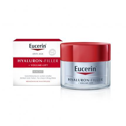 Eucerin Hyaluron-Filler + Volume-Lift Nachtpflege Creme