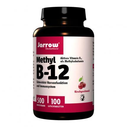 Methyl B-12 500µg Lutschtabletten