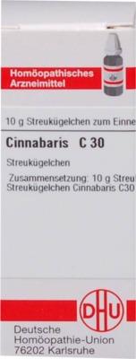 CINNABARIS C 30 Globuli