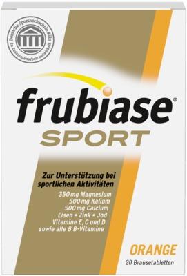 Frubiase Sport Brausetabletten - ein Muss für alle Sportler