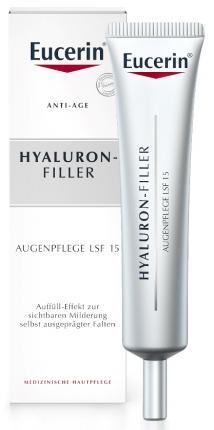 Eucerin Hyaluron-Filler AugenpflegeCreme