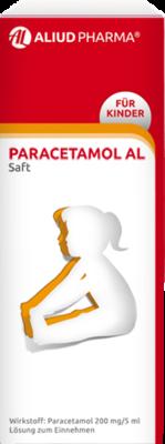 Paracetamol AL Saft