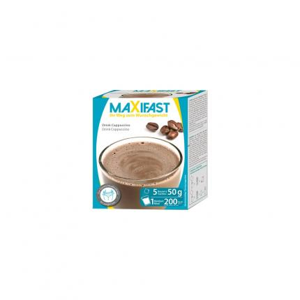 Maxifast Drink Cappucchino Pulver