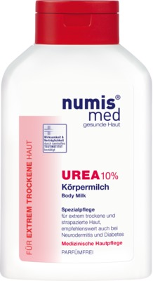 NUMIS med Körpermilch Urea 10%