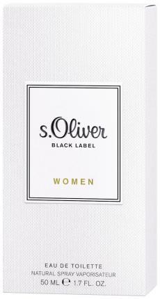 s.Oliver BLACK LABEL WOMEN EDT